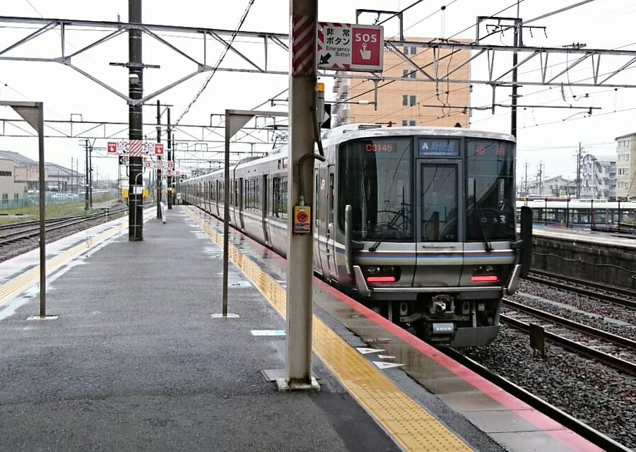 png2017.10.7 近江八幡 (17-1) 近江八幡 - 姫路いき新快速 900-640