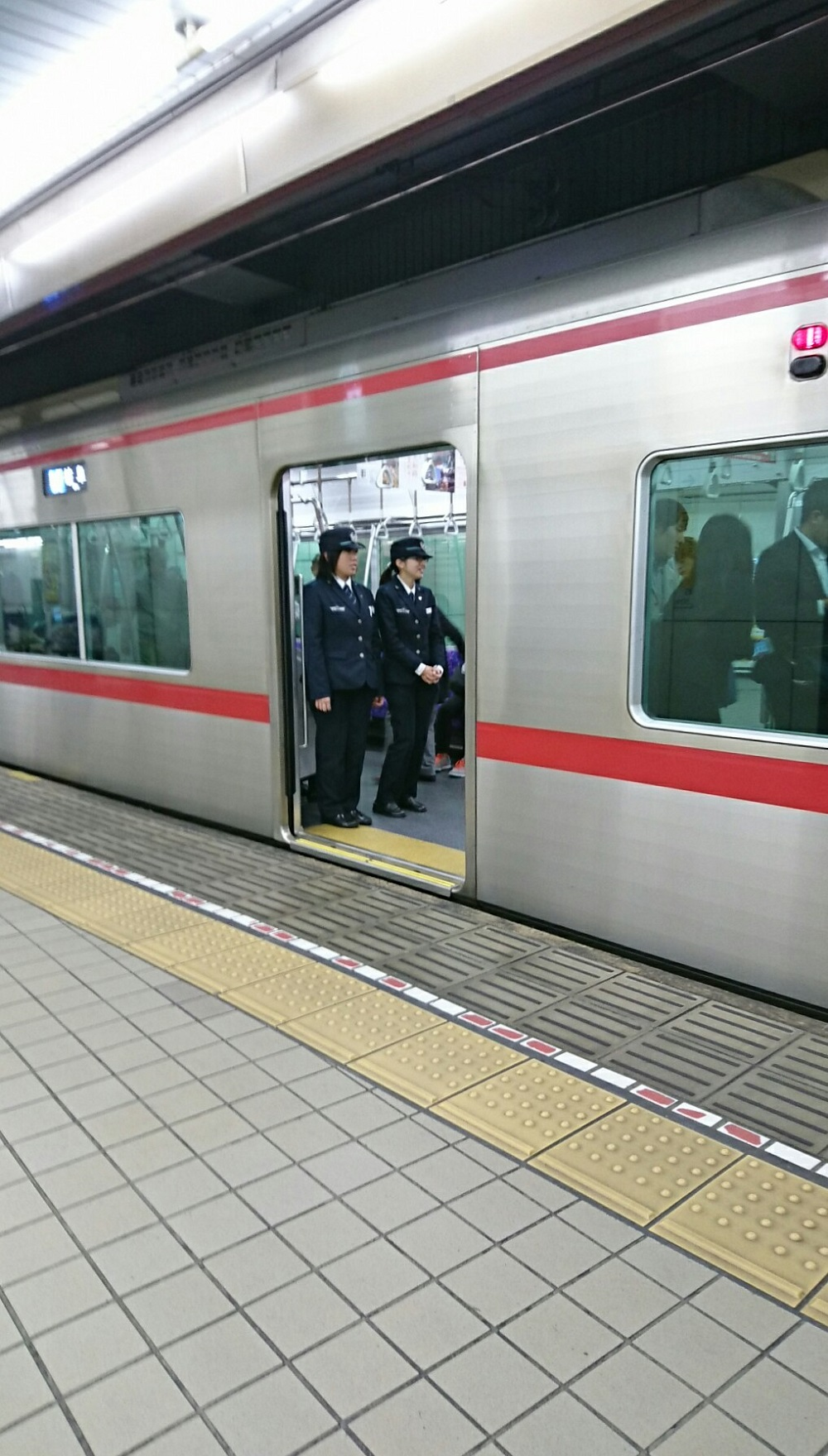 2017.11.6 名鉄 (12) 名古屋 - 岐阜いき急行 1000-1760