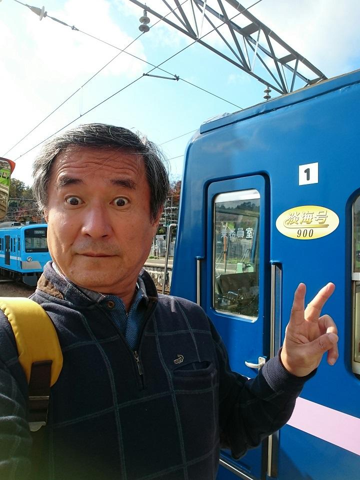 2017.11.17 貴生川 (2) 八日市 - 貴生川いきふつう 720-960