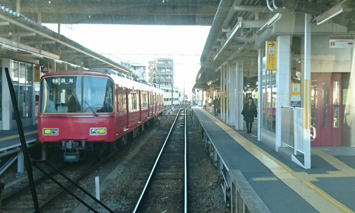 2017.11.21 東岡崎 (6) 犬山いきふつう - しんあんじょう(西尾いきふつう) 1180-710