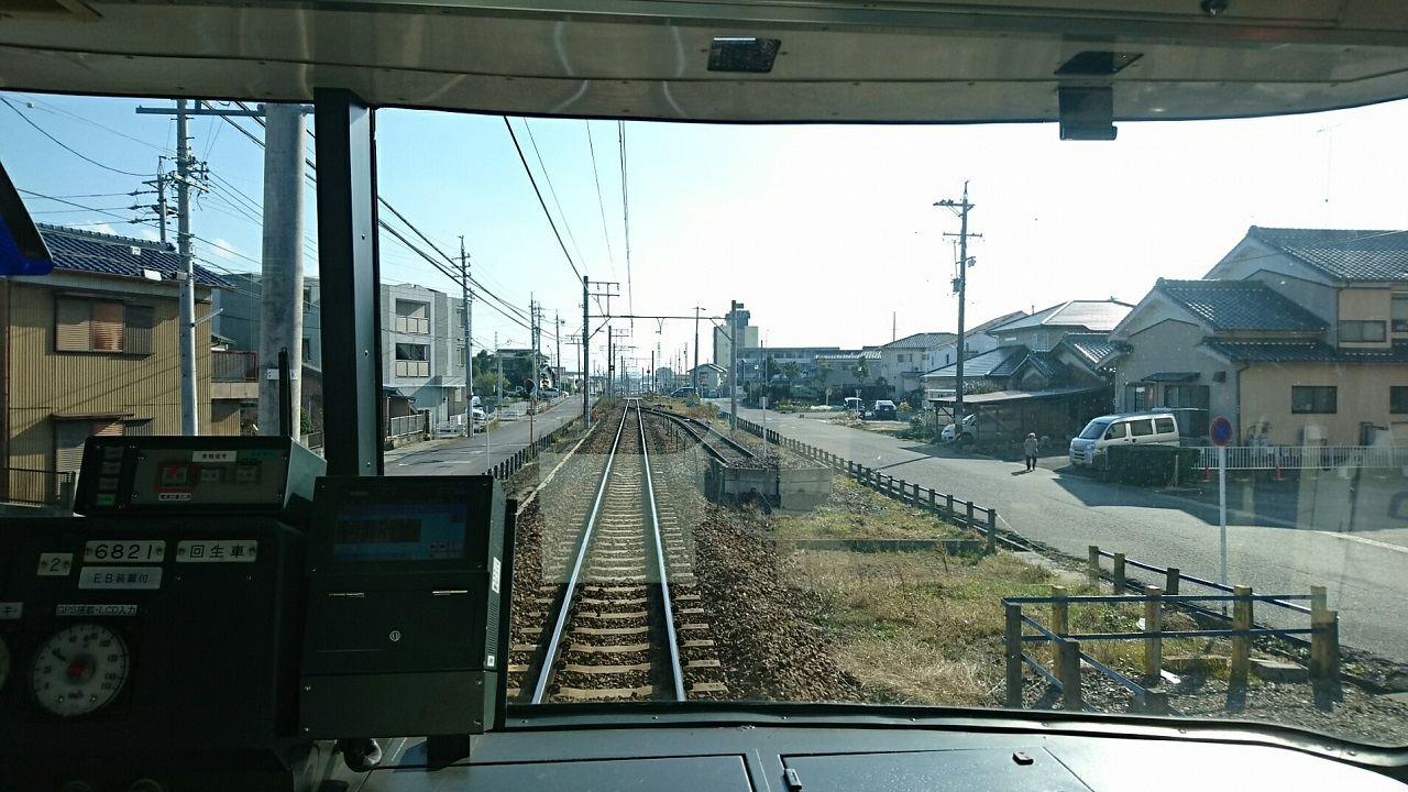 217.11.28 東幡豆 (5) 西尾いきふつう - 桜町前-西尾口間 1280-720