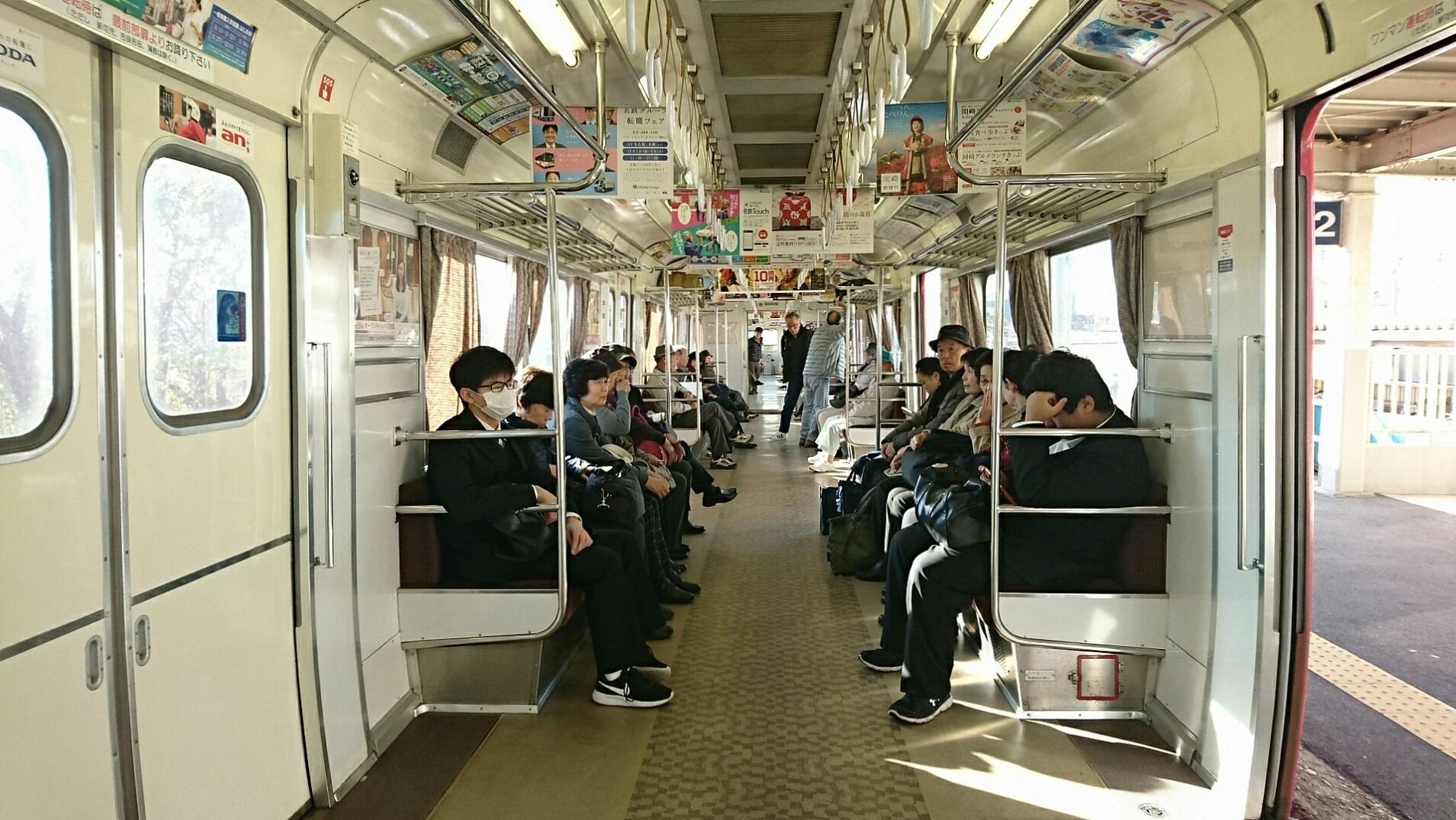 217.11.28 東幡豆 (21) 吉良吉田 - 蒲郡いきふつう 1900-1070
