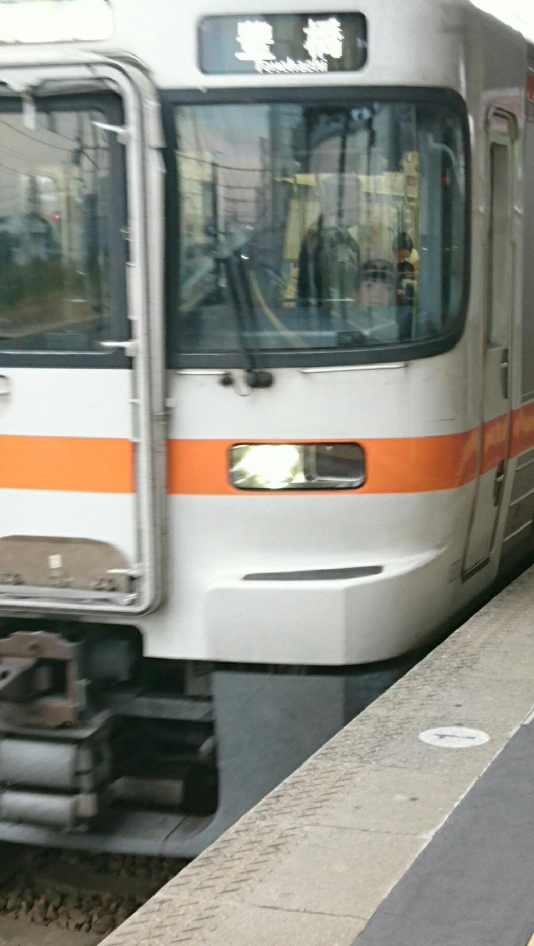 2017.11.29 豊橋いき快速 (1) 刈谷とうちゃく 1040-1840