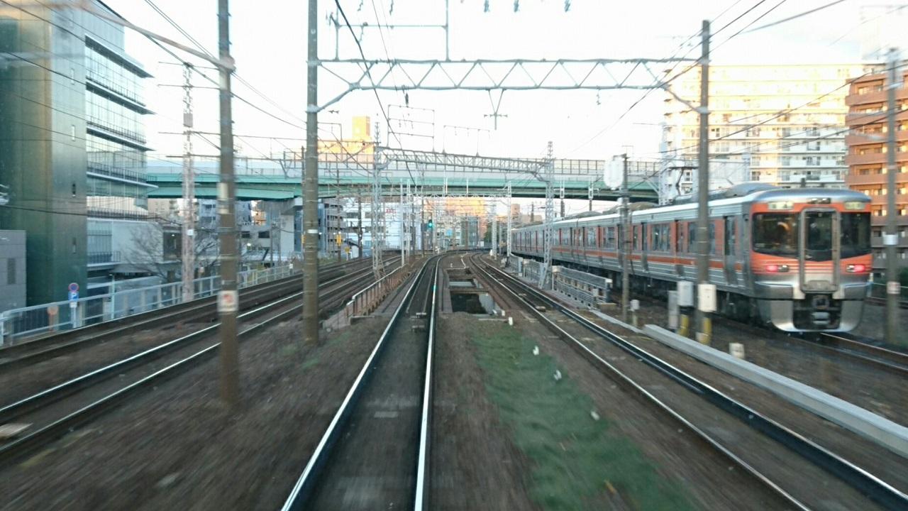 2017.12.12 近鉄 (5) 岐阜いき特急 - 金山-山王間 1280-720