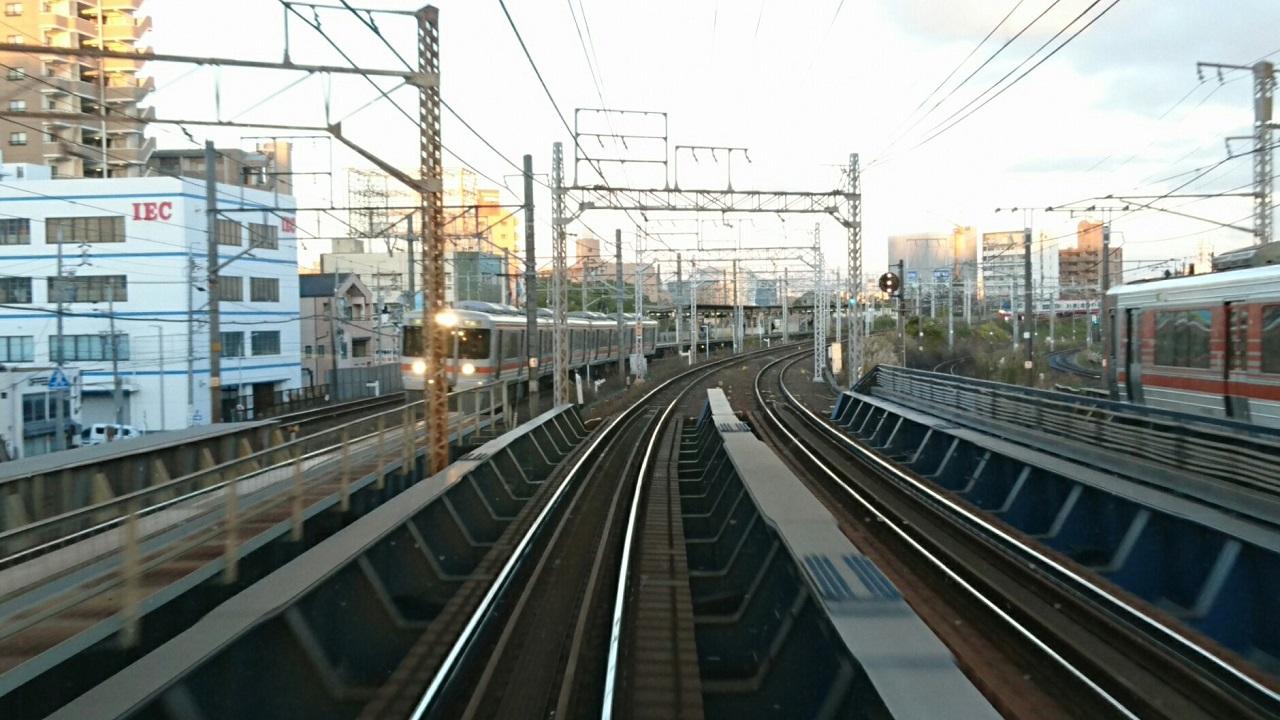 2017.12.12 近鉄 (6) 岐阜いき特急 - 金山-山王間 1280-720