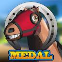 競馬メダルゲーム「ダービーレーサー」