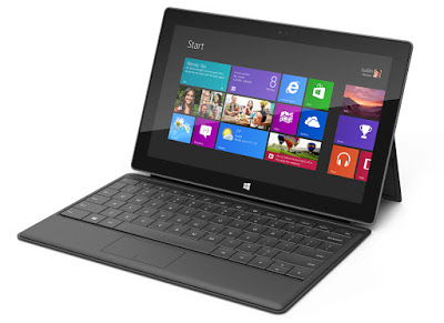 Microsoft Surface With Windows Pro