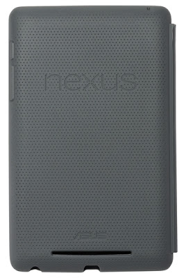 Nexus7 TRAVEL COVER DARK GREY