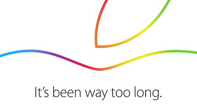 Apple Special Event:It's been way too long.