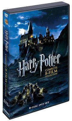 ハリー・ポッター DVDコンプリートセット