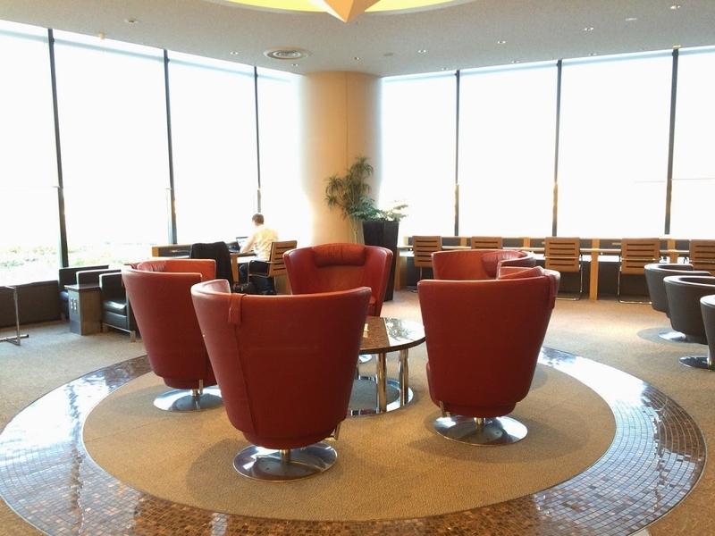 アメリカン航空アドミラルズクラブ(成田国際空港)