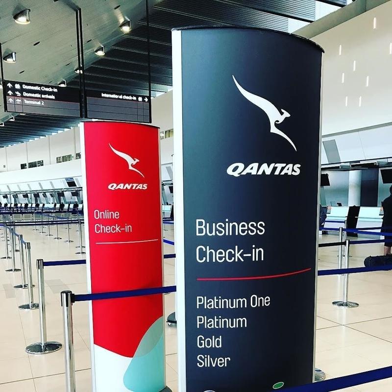 オーストラリア・メルボルン空港での国内線→国際線の乗り継ぎは、1時間で可能か?