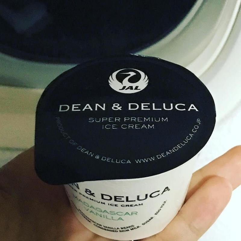 高級感漂う「DEAN & DELUCA」のアイス
