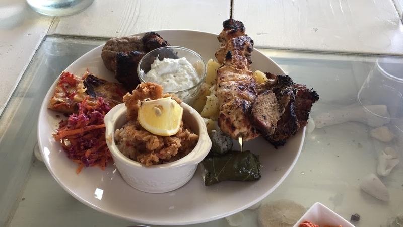 Greek restaurant in Okinawa : Little Greek Kitchen