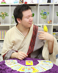 京都の占い処Key&DoorのHAMA占い師