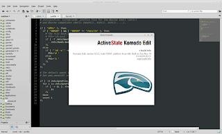 Komodo Edit 8