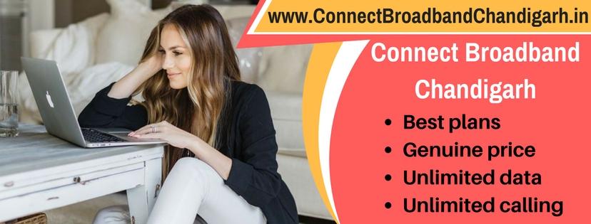 Connect broadband user chandigarh