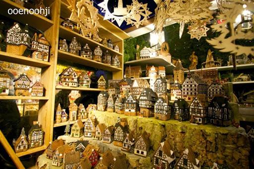 クリスマスマーケットのお土産