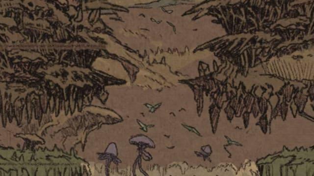 深界二層 誘いの森