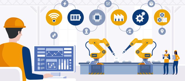 Smart Factory 工場設備の稼働分析