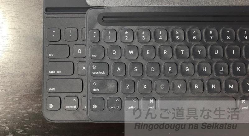 12.9インチiPad Pro用Smart Keyboard Folio