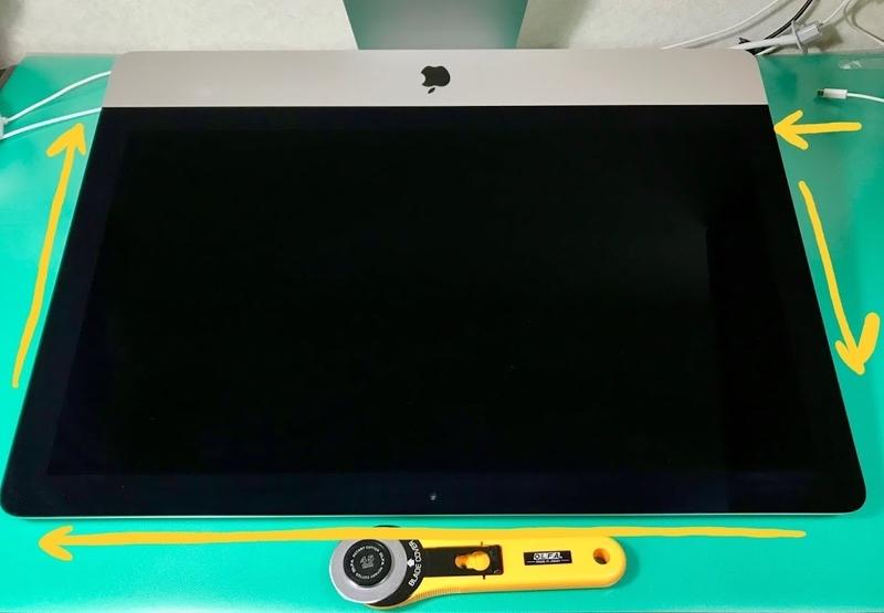 iMac-21.5-mid-2014-EMC-2805-opening