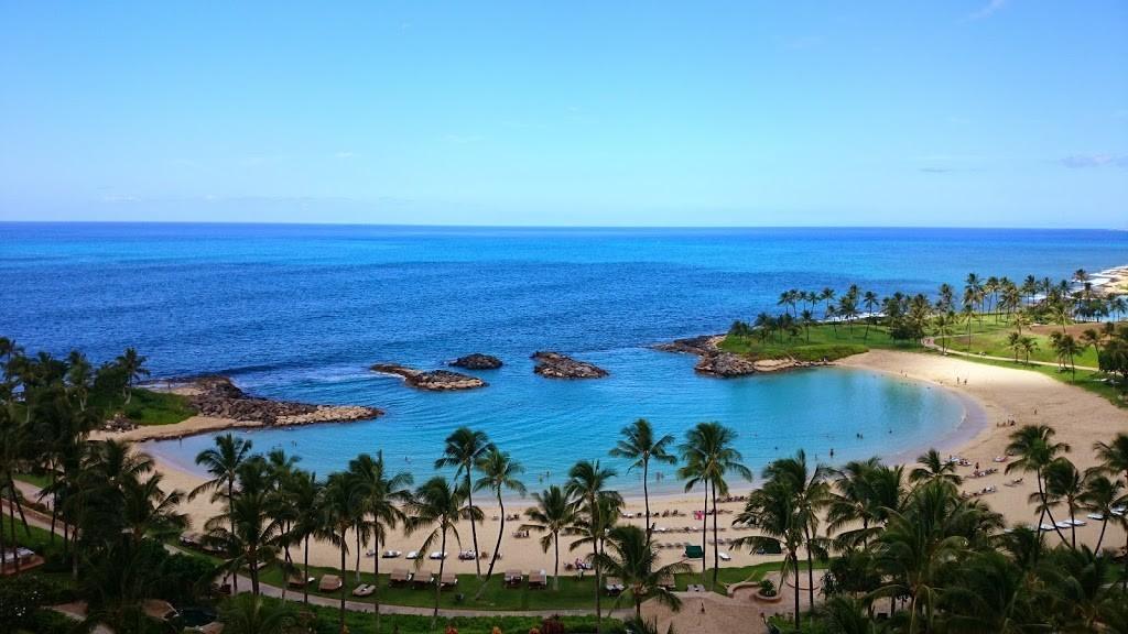 ハワイ コオリナビーチの写真1