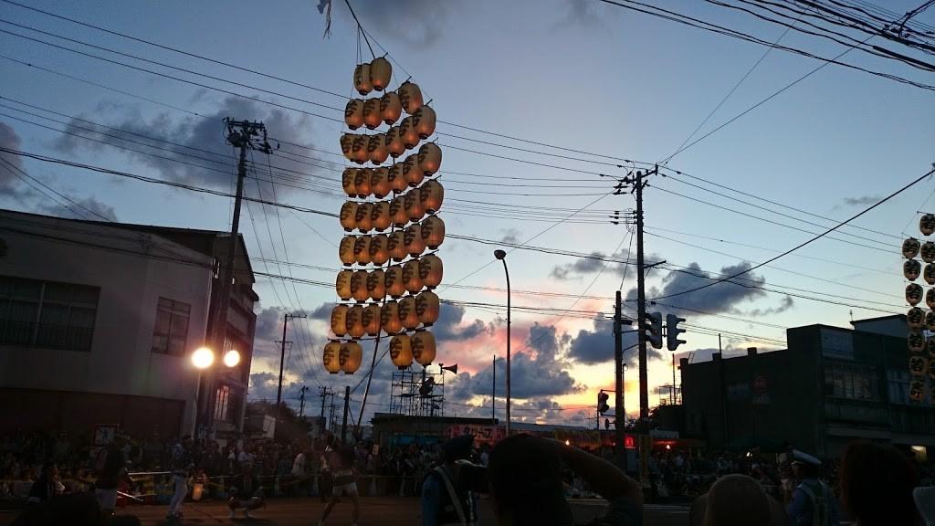 第27回おなごりフェスティバル 秋田竿灯の写真2