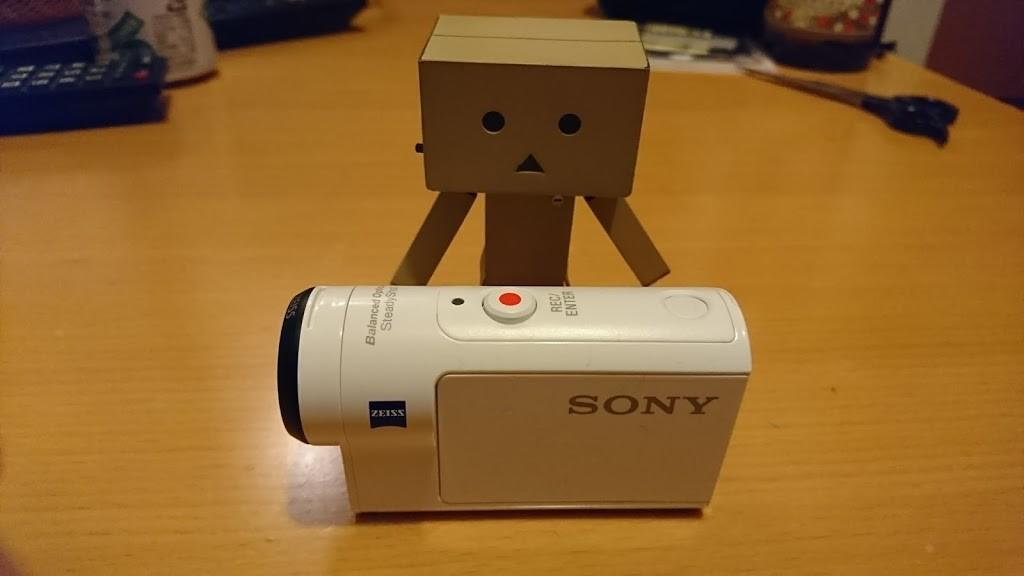 SONYアクションカム HDR-AS300の写真1