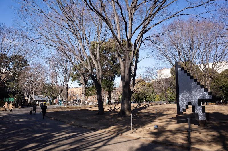 190127 上野公園のカーソル