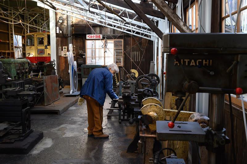 181215 残された工作機械