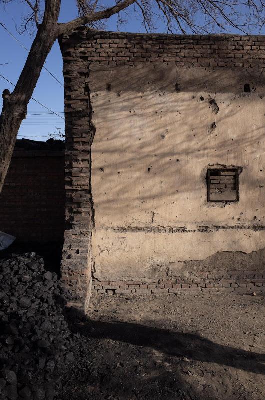 181230 坑口站の壁