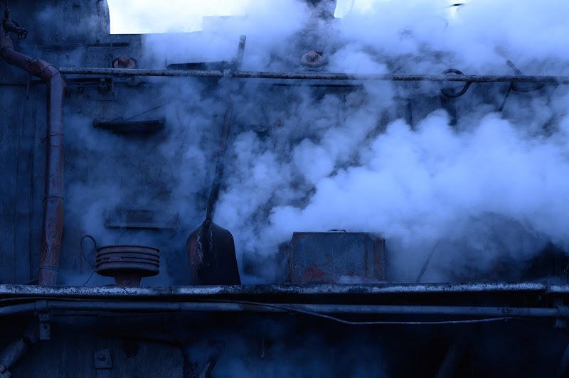181231 スコップと蒸気