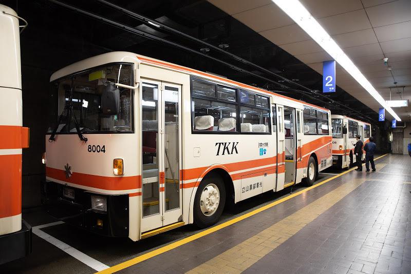 180526 立山トンネルトロリーバス
