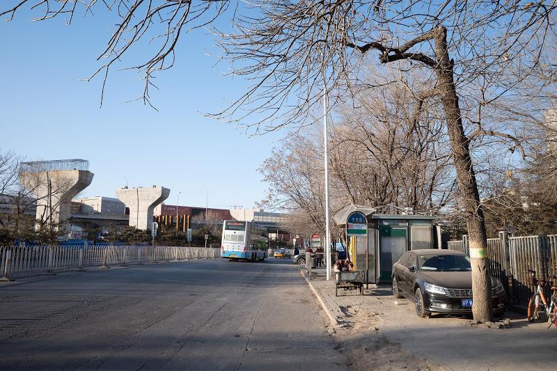 191230 巴士站遠望