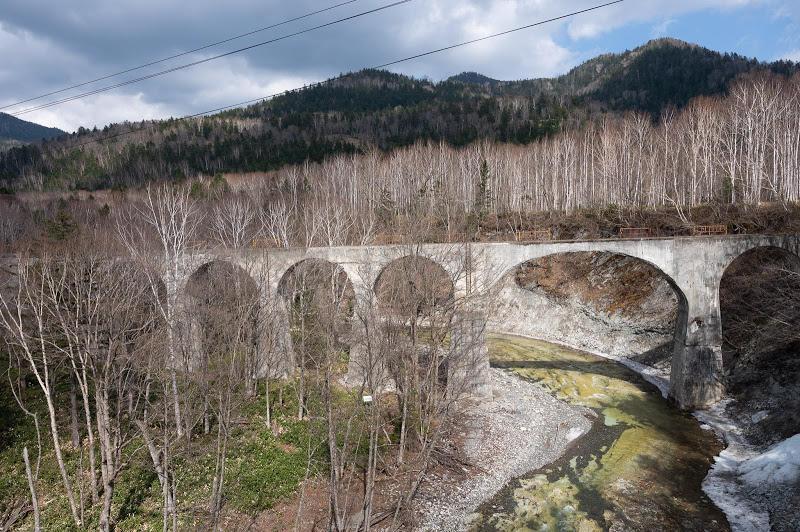 190503 第五音更川橋梁