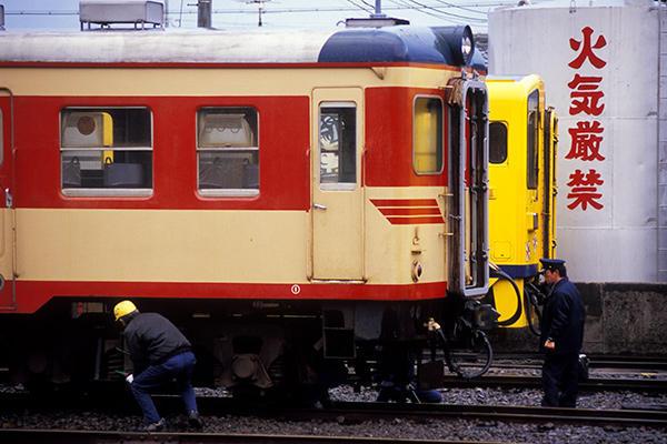 071230南島原入庫の旧塗装