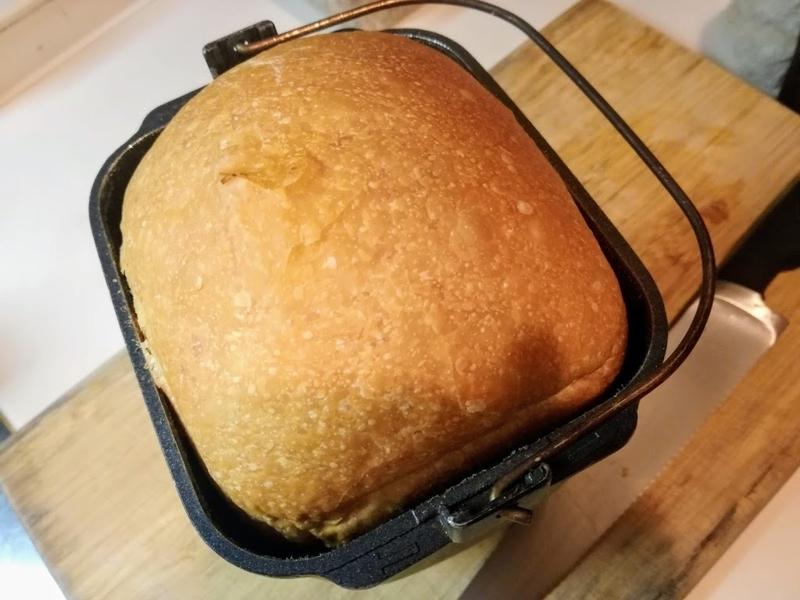 なし バター パン レシピ