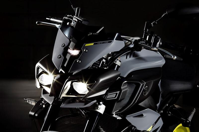 ★ヤマハ MT-10を発表
