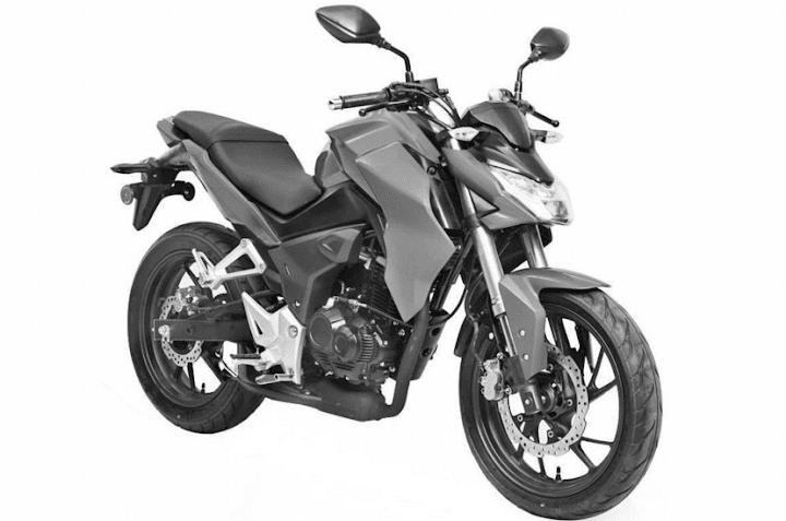 ★ホンダ インド市場で新型の空冷160cc車両を投入か?