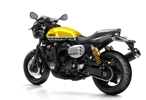 ★ヤマハ スポーツヘリテージレンジのモデルが60周年カラーリングで登場