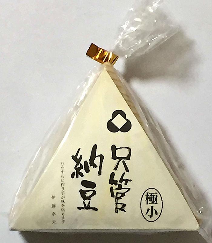 もぎ豆腐店「只管納豆 極小」