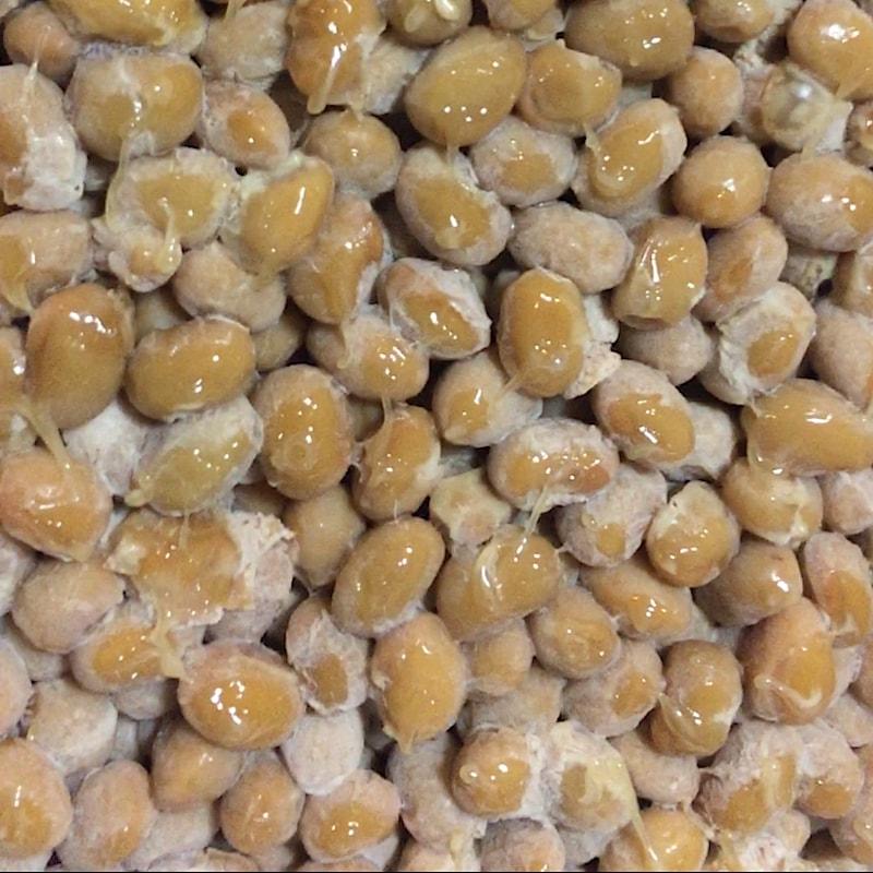 「すずまる納豆」に入っている納豆の画像
