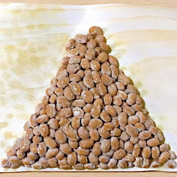 「古今納豆」の中の納豆の画像