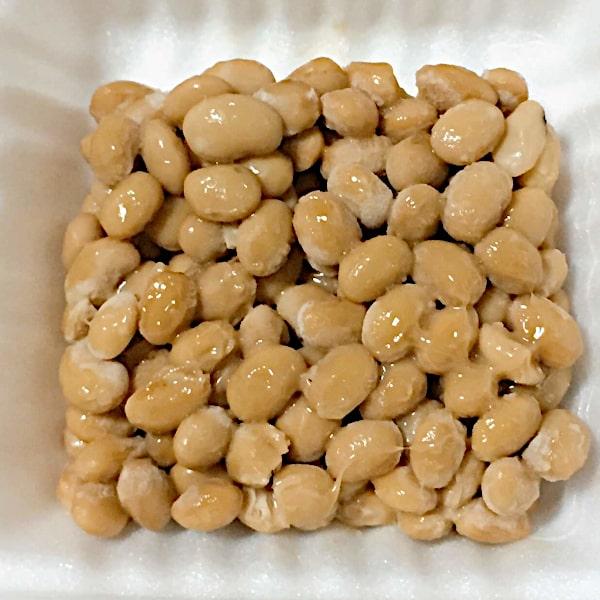 エイコー「北海道小粒納豆」の納豆の画像