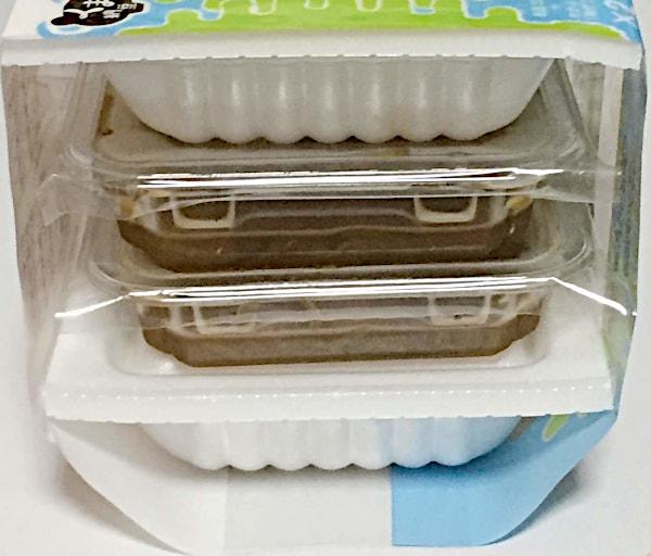 めかぶ納豆の容器の画像