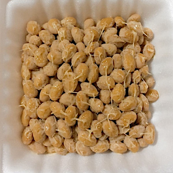 「北海道のめかぶ納豆」の納豆の画像
