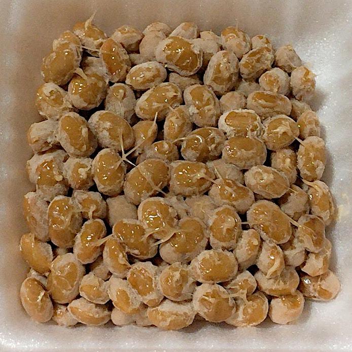「ふぐだし納豆」の中の納豆の画像