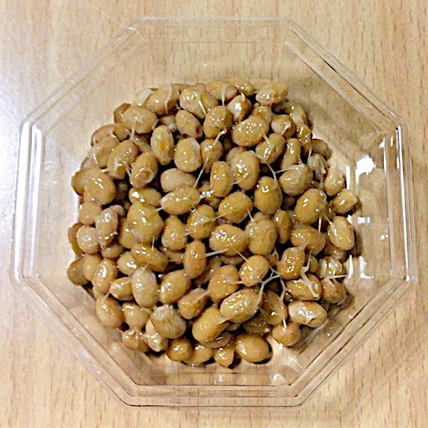 「つゆだくわさび小粒」の納豆の画像