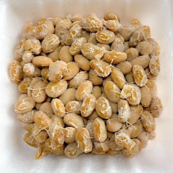 「味わい納豆」の中の納豆の画像
